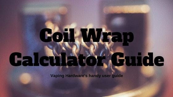 Coil Wrap Calculator Guide