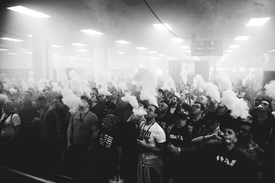 UK Vaping Events