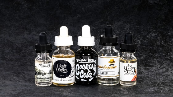 Vaping 101 - All about vape juice