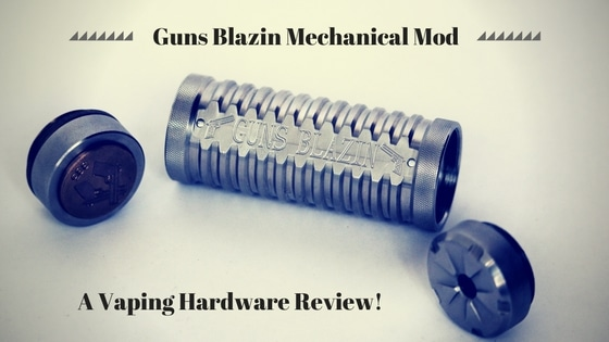 Guns Blazin Mechanical Mod (1)