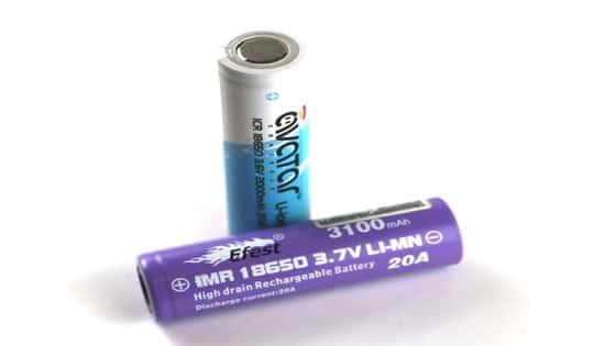 Vape Batteries
