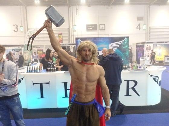 Vape Jam Thor Juices
