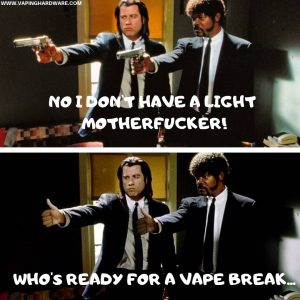 Vape Memes; Smoking vs Vaping