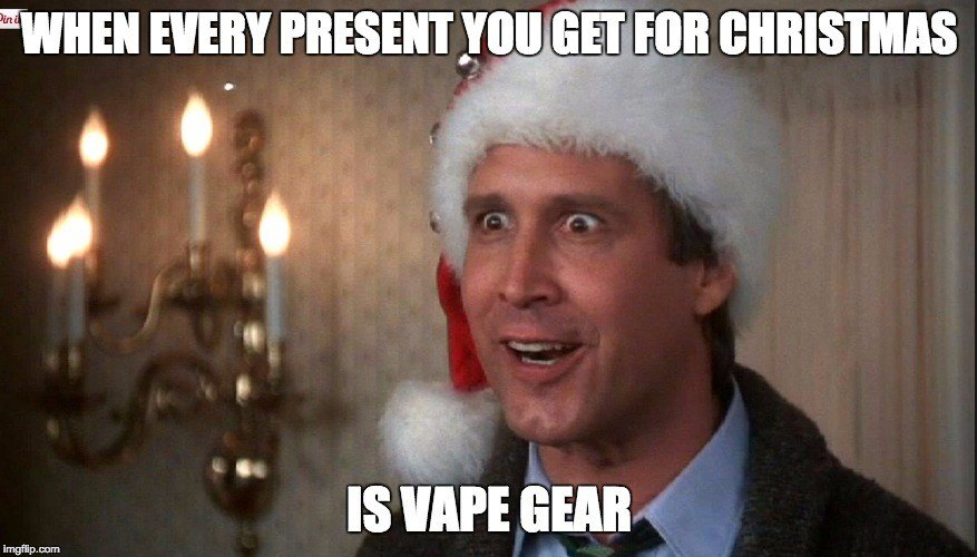 Vape Memes; Everybody's favorite Christmas gift!