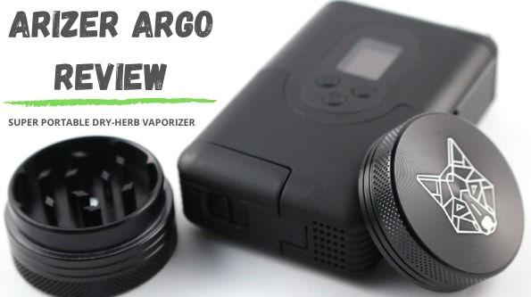 Arizer Argo Review