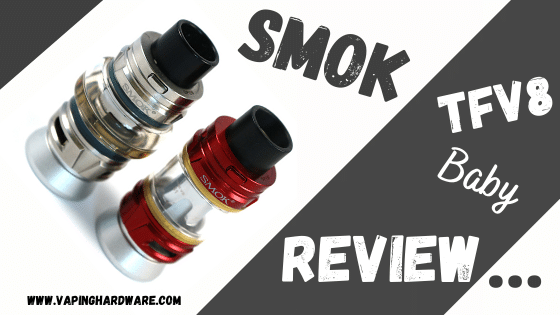 SMOK TFV8 Baby V2 Review