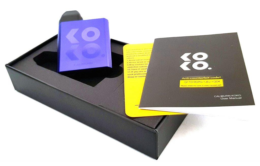 UWELL-Caliburn-KOKO-Box-2