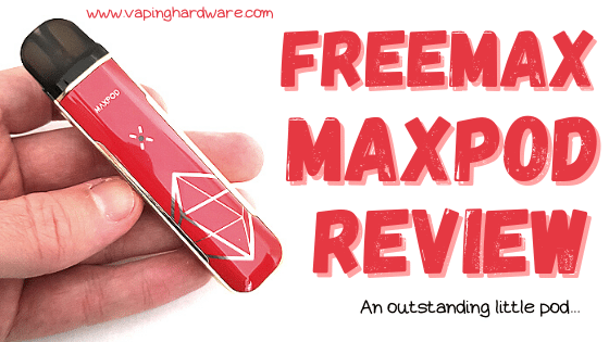 FreeMax MaxPod Review