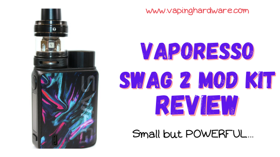Swag 2 Mod Kit Review