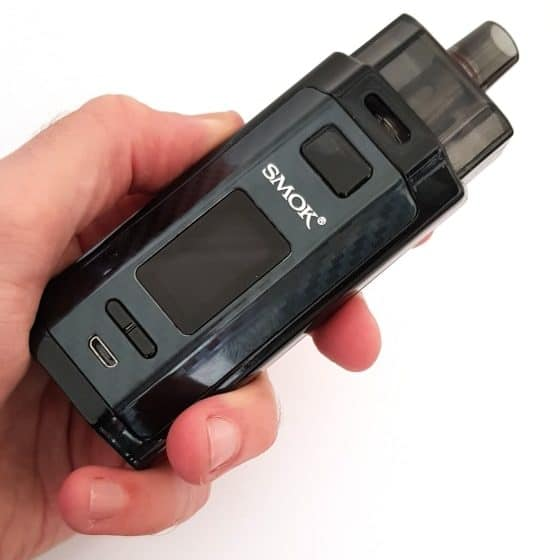 Smok RPM160   In The Hand