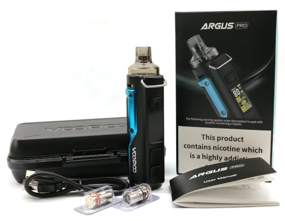 Argus Pro 80W Whats In The Box