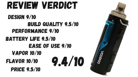 Argus Pro 80W Pod Mod Review
