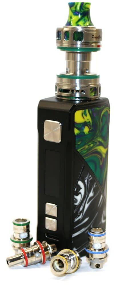 Maxus 50W Kit plus Coils