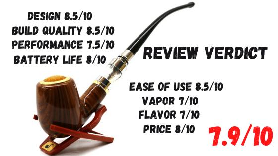 The Withrandir Auto E-Pipe Verdict