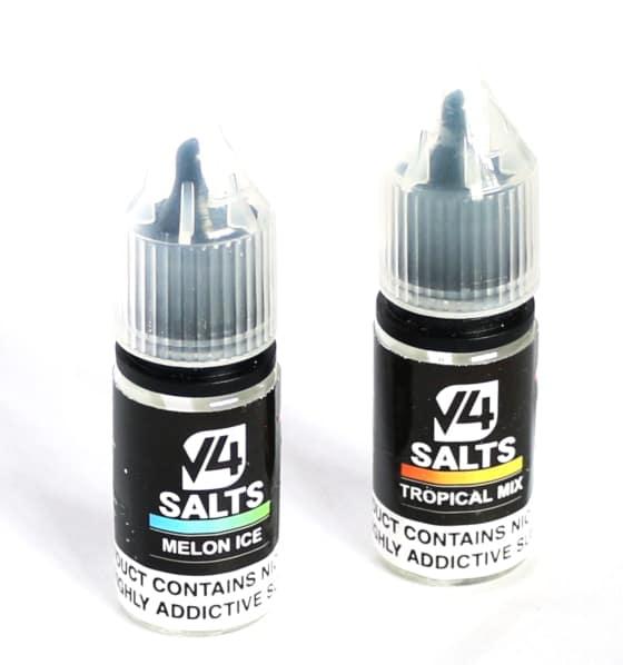 Nicotine Salt Bottles