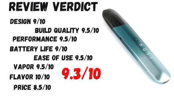 Moti S Lite Review Verdict