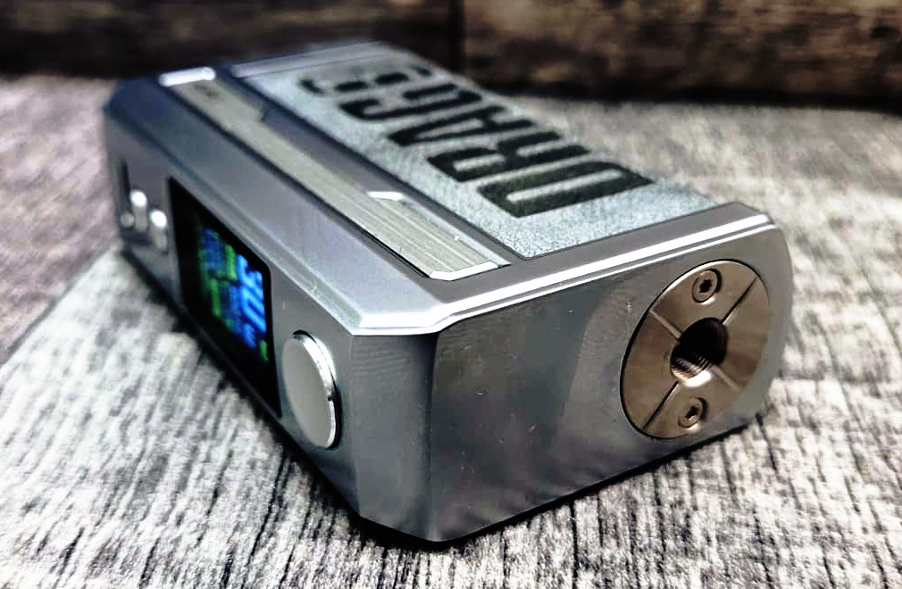 VooPoo Drag 3 - 510 Threaded Connection