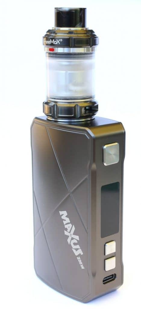 Freemax Maxus 200W Mod Kit View 1