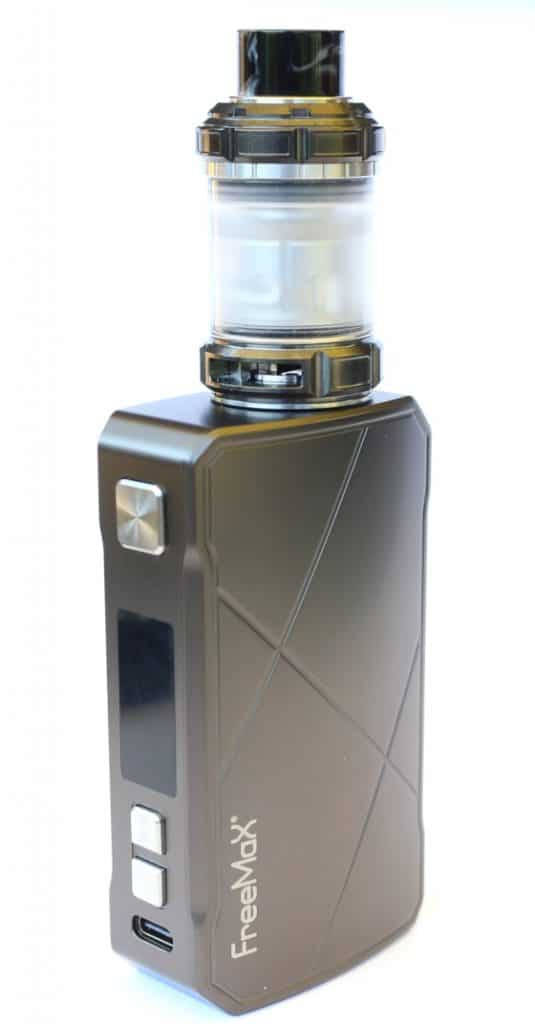 Freemax Maxus 200W Mod Kit View 2