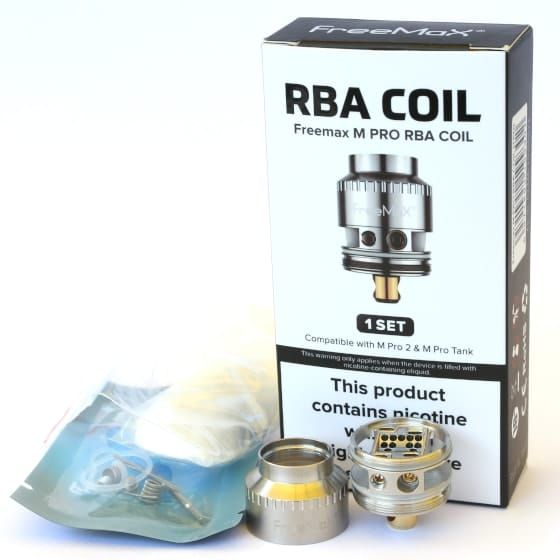 RBA Coil for the M Pro 2 Tank
