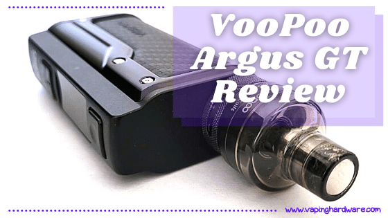 VooPoo Argus GT Review