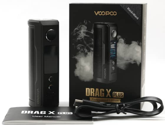 Drag X Plus Professional Edition Whats In The Box