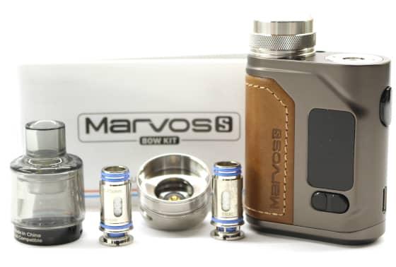 Freemax Marvos S Kit View