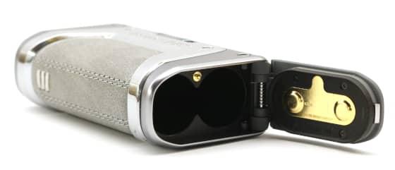 Geekvape L200 Battery Door Open
