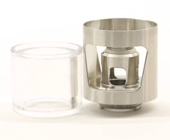 Zenith II Glass Out