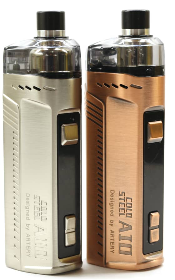 Artery Cold Steel AIO XP and RBA Versions