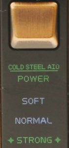 Cold Steel AIO Power Options